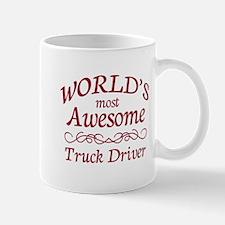 Awesome Truck Driver Mug