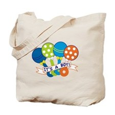 Its A Boy Tote Bag