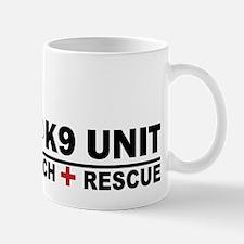 Search and Rescue K9 Unit Mug