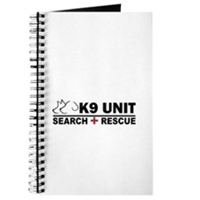 Search and Rescue K9 Unit Journal
