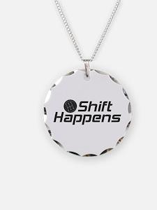 Shift Happens Necklace