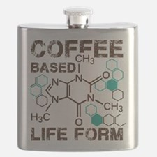 Coffe based life form Flask