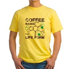Coffe based life form T