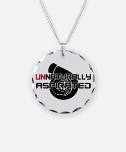 Unnaturally Aspirated Necklace