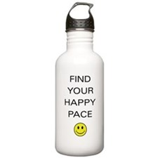 Find Your Happy Pace Water Bottle