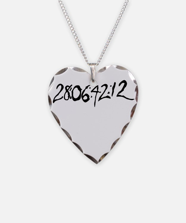 End Of World Necklace