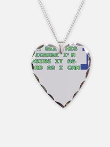 MooninitesDesign.png Necklace Heart Charm