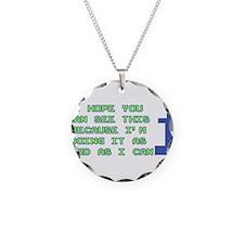 MooninitesDesign.png Necklace