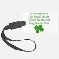 IrishWorldDesign.png Luggage Tag