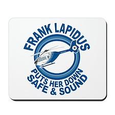 Frank Lapidus Mousepad