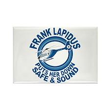 Frank Lapidus Rectangle Magnet