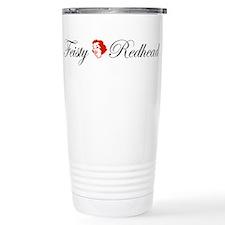 Funny Smart blonde Travel Mug