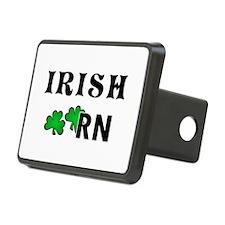 Irish Nurse RN Hitch Cover