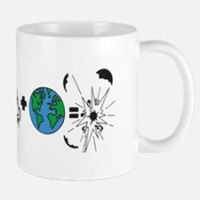 Environmental Tees - Plus Equals Mug