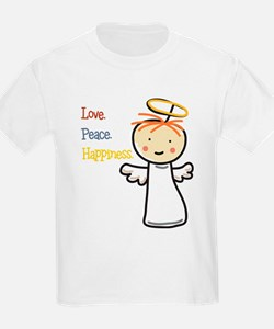 Love Peace & Happiness T-Shirt