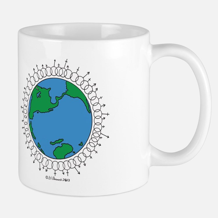 Environmental Tees - Sex Signs Mug