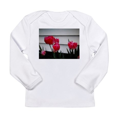 Tulips For Mother's Day Long Sleeve Infant T-Shirt
