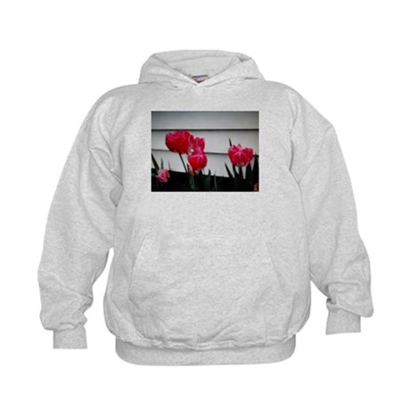 Tulips For Mother's Day Kids Hoodie