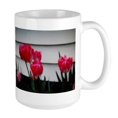 Tulips For Mother's Day Large Mug