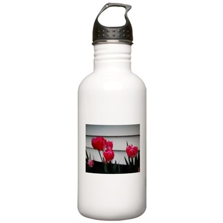 Tulips For Mother's Day Stainless Water Bottle 1.0