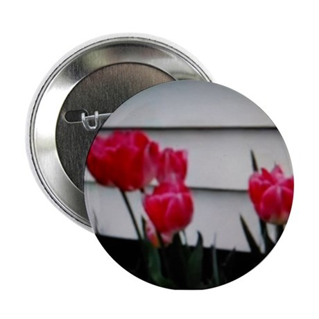 """Tulips For Mother's Day 2.25"""" Button"""