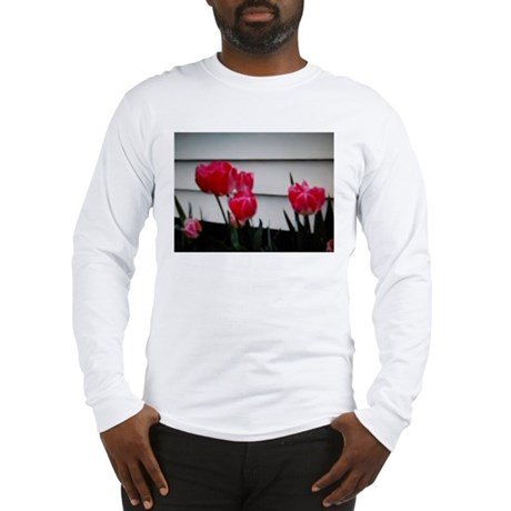 Tulips For Mother's Day Long Sleeve T-Shirt