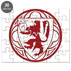 SHMS Logo Puzzle