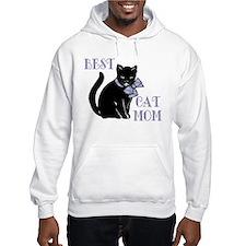 Best Cat Mom Hoodie
