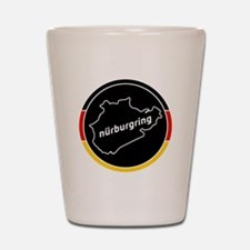 Nurburgring Shot Glass