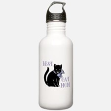 Best Cat Mom Water Bottle