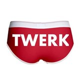 Twerk Ladies Boy Shorts