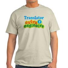 Translator Extraordinaire T-Shirt