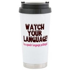 Funny Spiffy speech Thermos Mug