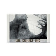 Das Cabinet des Dr. Caligari Rectangle Magnet