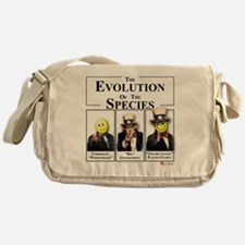 Evolution of the Species Messenger Bag