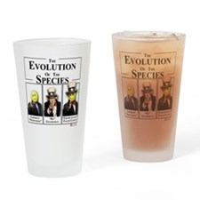 Evolution of the Species Drinking Glass
