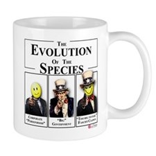 Evolution of the Species Mug
