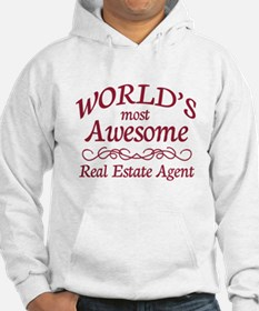 Awesome Real Estate Agent Hoodie