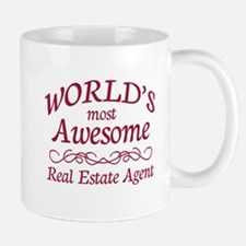 Awesome Real Estate Agent Mug