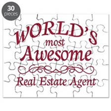 Awesome Real Estate Agent Puzzle