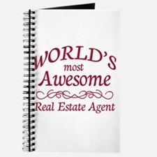 Awesome Real Estate Agent Journal