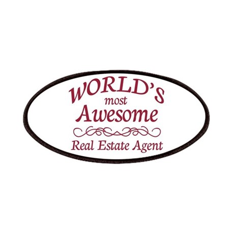 Awesome Real Estate Agent Patches