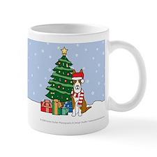 Ibizan Hound Christmas Mug