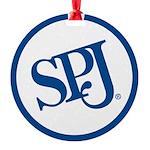 SPJ Circle Round Ornament