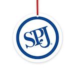 SPJ Circle Ornament (Round)