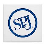 SPJ Circle Tile Coaster
