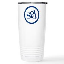 SPJ Circle Stainless Steel Travel Mug