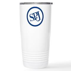 SPJ Circle Travel Mug