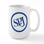 SPJ Circle Large Mug
