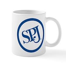 SPJ Circle Mug